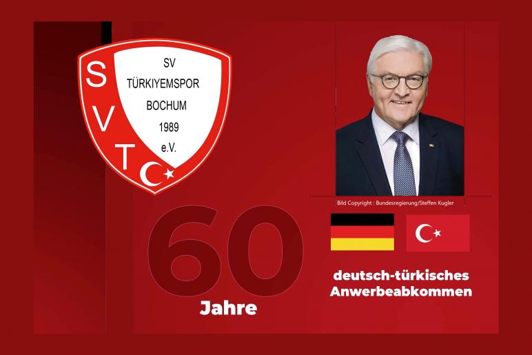Bundespräsident Frank-Walter Steinmeier kommt uns besuchen