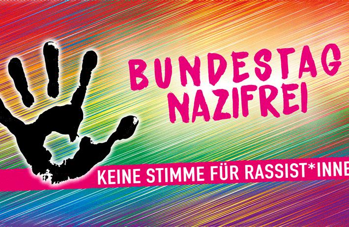 #Bundestag Nazifrei
